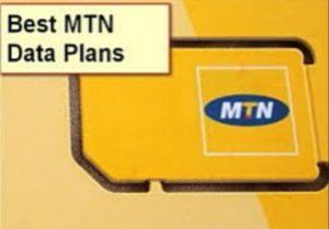 Cheapest & Affordable MTN Data Plans Bundle