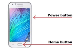 How To Take a Screenshots On Your Samsung Galaxy J7