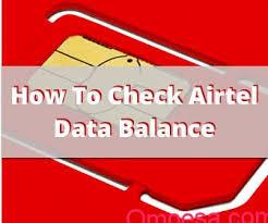 How to Check Bundle Balance on Airtel