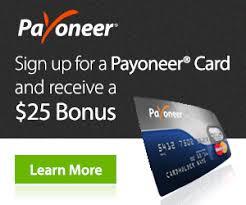 Payoneer Affiliate